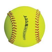 BSN Sports Unbelieva-Ball Yellow Softball, 12-Inch