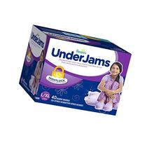 Pampers Underjams Absorbent Nightwear, 40 Count