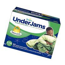 Pampers UnderJams Absorbent Nightwear Size 7, Big Pack Boy,