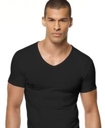 emporio armani men's underwear, classic eagle v-neck