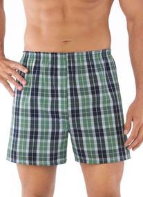 Jockey Men's Underwear Classic Full Cut Boxer - 4 Pack,