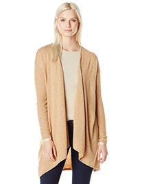 MINKPINK Women's Unexpected Cardigan, Oatmeal, Small