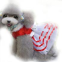 Sannysis Unique Stylish Pet Dog Warm Clothes Puppy Jumpsuit
