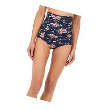 Unique Vintage - High Waisted Monroe Bikini Bottom  Women's