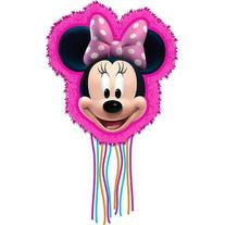 "Hallmark Unisex Adult Disney Minnie Mouse 18"" Pull String"