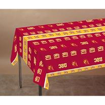 Univ of Southern California 54 x 108 Plastic Tablecover 12