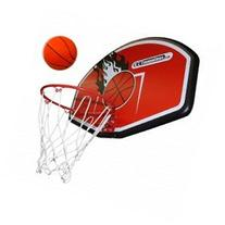 Universal Trampoline Basketball Pole, Hoop and Backboard -