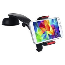 TOTOP Universal Car Mount Holder 360 Rotating Extend Car