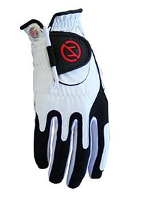 Zero Friction Men's Golf Glove, Left Hand, One Size, White