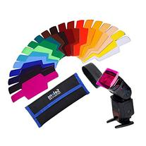 Selens Universal Flash Gels Lighting Filter SE-CG20 - 20 pcs