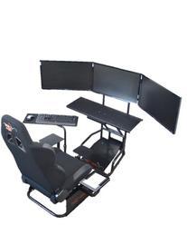 Volair Sim Universal Flight or Racing Simulation Cockpit