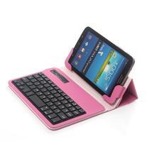 "TPCROMEER Universal 7"" 7.0 7 Inch Tablet Folding Leather"