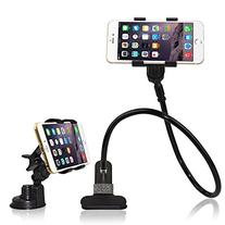 BESTEK Universal Gooseneck Cell Phone Holder Clip Holder