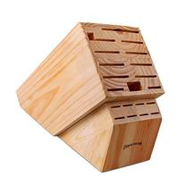 Universal Knife Block/Holder Without Knives  - Utopia