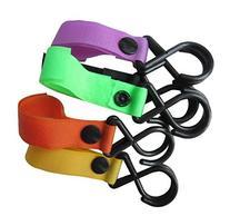 Edealing 4PCS Universal Pram Pushchair Clip Stroller Hook
