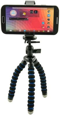Arkon Universal Smartphone Holder and Flexible Mini Tripod
