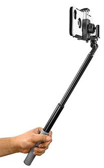Arkon Tripod Adapter with Phone Holder for iPhone 7 6S 6