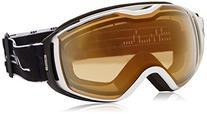 Julbo Universe Goggles with Zebra Lens, White/Black, X-Large