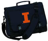 Illini Laptop Bag University of Illinois Computer Bag