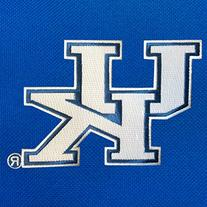 DELUXE University of Kentucky Apron w/ POCKETS Barbecue