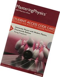 University Phys. With Modern Phys.. Mastering