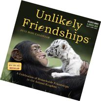 Unlikely Friendships 2015 Mini Calendar