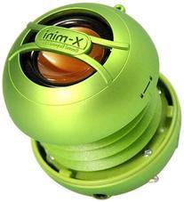 X-Mini UNO XAM14-GR PortableCapsule Speaker, Mono, Green