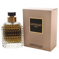 Valentino Uomo Eau De Toilette Spray for Men, 3.4 Ounce