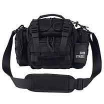 OneTigris Tactical Deployment Bag Compact Utility Carry Bag