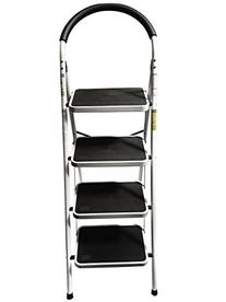 LavoHome 330lbs Upper Reach Reinforced Metal Folding Step