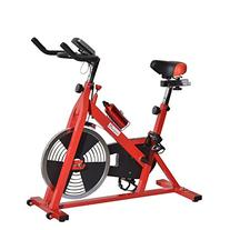 Soozier Upright Stationary Exercise Cycling Bike w/ LCD