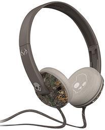 Skullcandy Uprock Headphones with Mic Real Tree/Orange/Lt