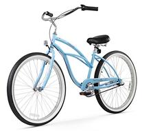 Firmstrong Urban Lady Three Speed Beach Cruiser Bicycle, 24-