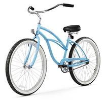 "Firmstrong Urban Lady Single Speed - Women's 26"" Beach"