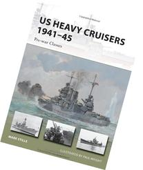 US Heavy Cruisers 1941-45 - Pre-war Classes
