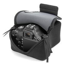 USA Gear DSLR Camera Case / SLR Camera Sleeve  with Neoprene