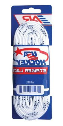 A&R Sports USA Hockey Laces, 96-Inch, White