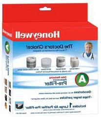 Honeywell HRF-AP1 Filter A Universal Carbon Pre-filter, Pack