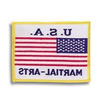 USA Martial Arts Patch