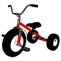 Dirt King USA Children's Tricycle Red