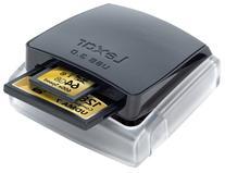 Lexar Dual Slot USB 3.0 Reader Professional LRW307URBNA