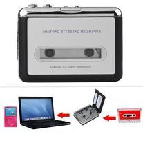 Mini USB Audio Cassette Tape Converter to MP3 CD Player PC