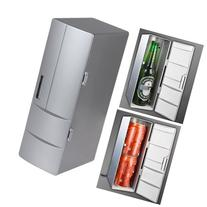 USB Fridge Cooler & Warmer, HQF® Mini USB-Powered Beverage