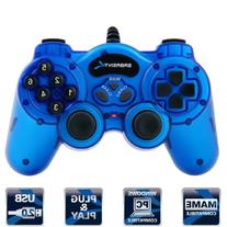 Sabrent USB-GAMEPAD 12BUTTON USB2.0 GAME CONTROLLER FOR PC