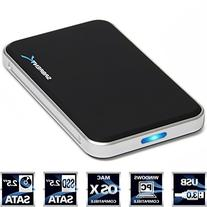 Sabrent USB 3.0 To 2.5-Inch SATA Hard Drive Enclosure Case