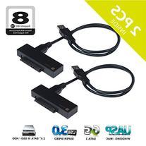 Mediasonic USB 3.0 to 2.5-Inch SATA SSD and Hard Drive