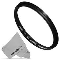 62mm Altura Photo UV Ultraviolet Lens Protection Filter for