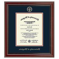 UVA Fidelitas Diploma Frame