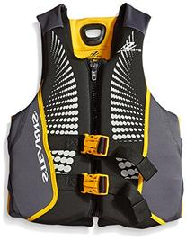 Stearns Men's V1 Series Hydroprene Life Jacket, Gold, X-