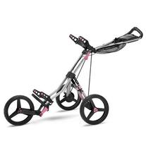 Sun Mountain G480026 V1 Sport Speed Push Cart - Black